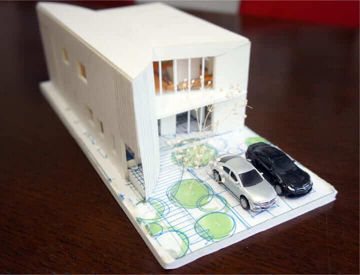 CG、模型を駆使した明解なプレゼンテーション