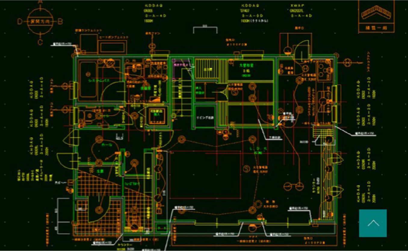 住友林業のPFウッドで建てるデジタルフレーム構法の家 【長期優良住宅認定取得可能】