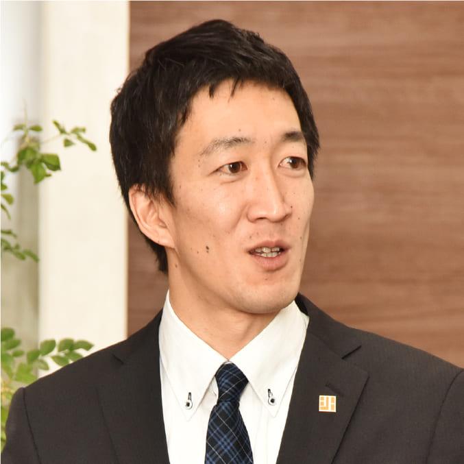 住宅事業部 営業課長 金川 郁弥 Fumiya Kanagawa