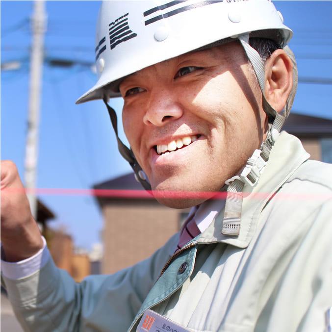 住宅事業部 常務取締役 吉田 和憲 Kazunori Yoshida