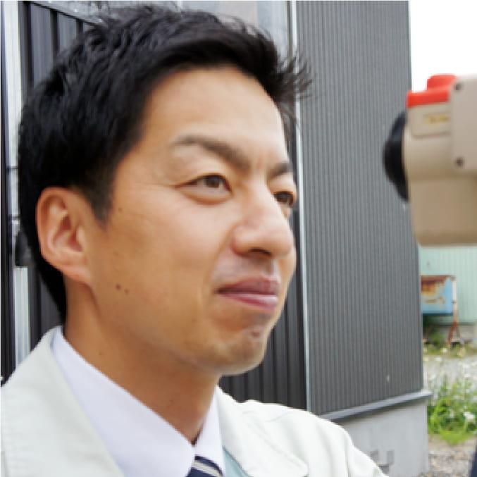 住宅事業部 工事課 千葉 友寛 Tomohiro Chiba