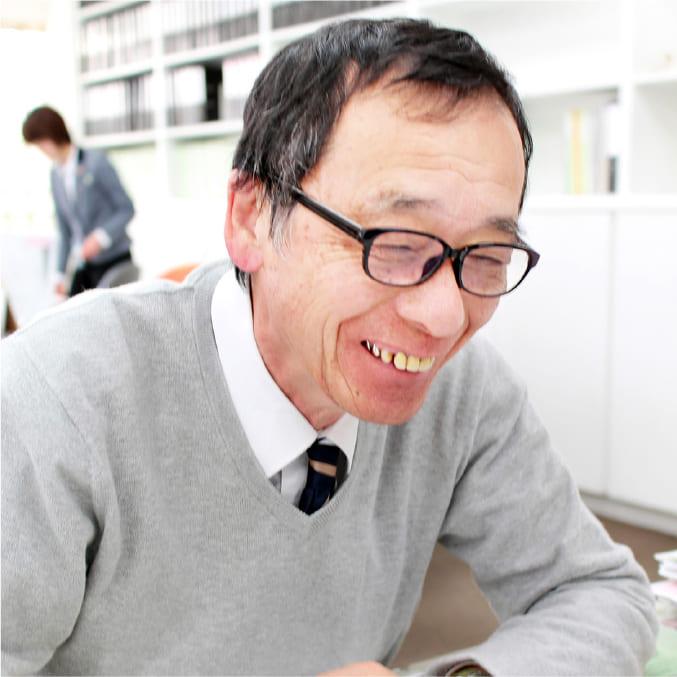 リフォーム事業部 砂原 健二 Kenji Sunahara