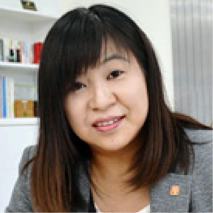 総務部 大西 京子 Kyoko Onishi