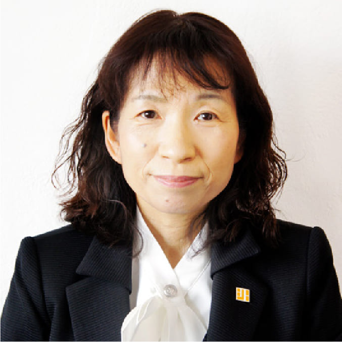 総務部 青山 妙子 Taeko Aoyama